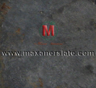 Polished kund black slate tiles, honed kund black slate tiles, broken kund black slate, natural kund black slate tiles, flamed kund black slate tiles, kund black slate velvet slabs, kund black slate mosaic tiles supplier from India.