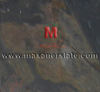 Polished kund multy slate tiles, honed kund multy slate tiles, broken kund multy slate, natural kund multy slate tiles, flamed kund multy slate tiles, kund multy slate velvet slabs, kund multy slate mosaic tiles supplier from India.