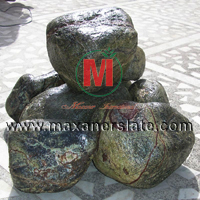 River pebbles tiles | Black pebbles tiles | Rainforest marble pebbles tiles | White pebbles tiles