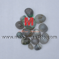 Semi Precious Pebbles Tiles | River pebbles tiles | Black pebbles tiles | Marble pebbles tiles | White pebbles tiles | Polished pebbles tiles