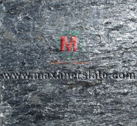 Polished silver shine slate tiles, honed silver shine slate tiles, broken silver shine slate, natural silver shine slate tiles, flamed silver shine slate tiles, silver shine slate velvet slabs, silver shine slate mosaic tiles supplier from India.